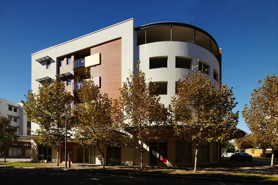 Imago 1 & Imago 2 Apartments – Cnr Fielder Street & Brown Street, East Perth